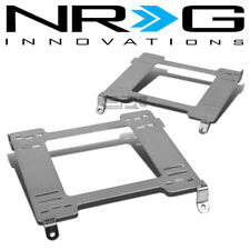 Fit 240Sx S13 S14 Ka Nrg Tensile Stainless Steel Racing Seat Mount Bracket Rail
