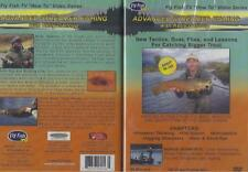 Advanced Streamer Fishing New Tactics for Catching Bigger Trout DVD New