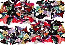 Grab Bag Lot of 50 Thong G-Strings Cotton Nylon Assorted NWT, S, M, L