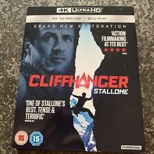 Cliffhanger [15] 4K Ultra HD Blu-ray