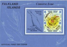 Nature First Day Cover Falkland Island Stamps