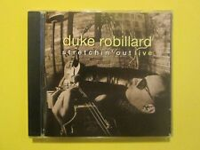 Duke Robillard Stretchin' Out Blues CD