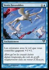 ▼▲▼2x Vents favorables (Favorable Winds) avacyn #51 FRENCH Magic