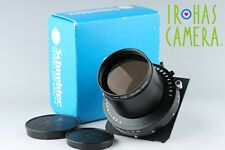 Schneider-Kreuznach Tele-Xenar 360mm F/5.5 Lens With Box #9325F1
