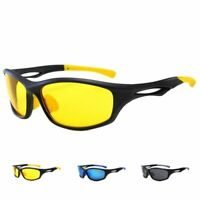 Men Polarized Sunglasses Sport Cycling Glasses Fishing Driving Outdoor Eyewear