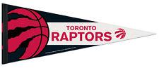 TORONTO RAPTORS Official NBA Basketball Team Premium Felt PENNANT