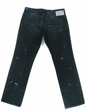 DIESEL DOOZY 8SG Women's jeans - BOOT CUT / DISTRESSED size 31 / inseam 31