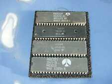 4 x R6522 - R65C22 - R6532 Rockwell ICs - gebraucht