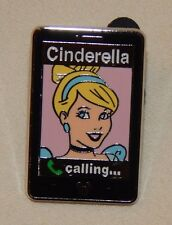Disney 2014 Hidden Mickey Wave B Mobile Phones Cinderella pin FREE SHIPPING