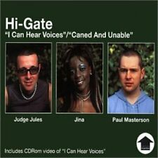 Hi-Gate I can hear voices/Canned and unable  [Maxi-CD]