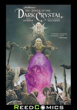 JIM HENSON THE POWER OF THE DARK CRYSTAL VOLUME 1 GRAPHIC NOVEL (128 Pages)