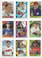 2015 TOPPS HERITAGE #'s 1-249 - STARS, ROOKIE RC'S - WHO DO YOU NEED!!!