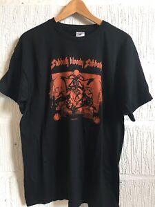 Black Sabbath Bloody Sabbath T-shirt Never Worn Size L