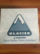 Jackson Glacier GS520 Figure Ice Skates Girls Size 2