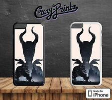 Maleficent Cool Silhouette Hard Case Cover for all iPhone Models 40