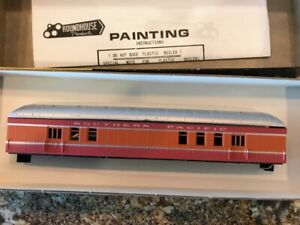 Roundhouse HO #5991 Harriman Style COMBINE - Southern Pacific Daylight NOS! RARE