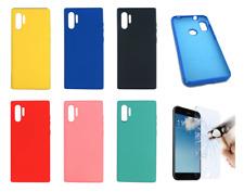 "Funda Carcasa Rigida Silicona Ultra Suave Para Samsung Galaxy Note 10+ (4G) 6.8"""