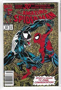 AMAZING SPIDER-MAN #375 --- 1ST APP SHE-VENOM! HI-GRADE! Marvel! 1993! VF/NM