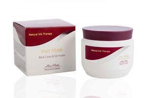 Mon Platin Professional Black Caviar & Silk Protein Hair Mask 500ml FREE SHIPPIN