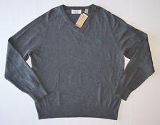 Men's Penguin V-Neck Sweater Size 2XL
