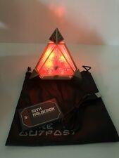 Disneyland Galaxy's Edge Sith Holocron w/ bag, charger cable, kyber Savi Jedi