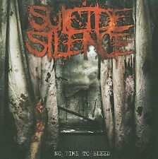 No Time to Bleed by Suicide Silence (CD, Jun-2009, Century (Japan BRAND NEW