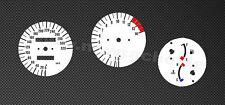 Kawasaki ZX 9 R ZX 9R ZX9R 94 Tachoscheiben Tacho Gauge dial plates