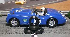 1/32 URETHANE SLOT CAR TIRE 2pr PGT-21073SE fit Ninco Jaguar XK 120