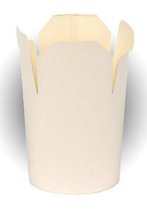 50 x 26oz Takeaway Noodle Boxes / Hot Food Box - Chinese [5055202116016]