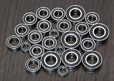 (24pcs) DURATRAX 1:8 THUNDER QUAKE Rubber Sealed Ball Bearing Set
