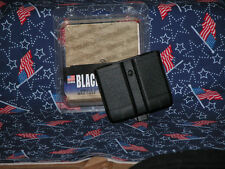 Blackhawk,Cqc Double Stack, Double Mag Case Bk ( Nib )