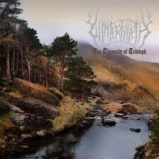 Winterfylleth - Threnody of Triumph CD 2012 Candlelight USA black metal pagan