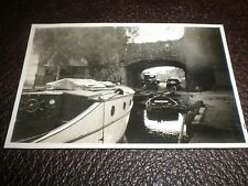 Old photograph Pulls Ferry Norwich c1930s