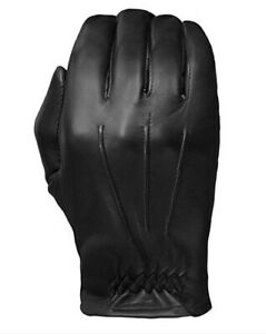 Tough Gloves Ultra Thin Marksman Leather Gloves Size 7