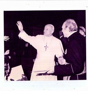 D Photo Foto Vera Papa Giovanni Paolo II Karol Wojtyla