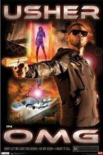 Music Poster ~ Usher Omg