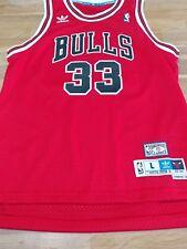 Authentic Adidas Hardwood Classic Bulls Pippen vgc.