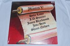 """THE MASTERS V 3xLP LOT """"S/T, O WHAT A SAVIOR, & THE LEGENDARY"""" Xian Skylite"""