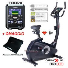 Toorx CHRONO LINE - BRX-300 HRC Elettromagnetica  APP READY + OMAGGIO TAPPETO