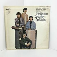 THE BEATLES - YESTERDAY AND TODAY  T 2553 / 1966