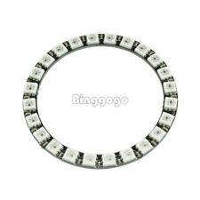 1Stks WS2812B 5050 RGB LED Ring 24Bit RGB LED + Integrated Drivers For Arduino