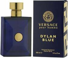 Versace Pour Homme Dylan Blue Perfumed Deodorant Spray - For Men (100 ml)