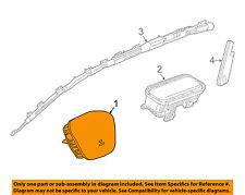 Chevrolet GM OEM Colorado Airbag Air Bag-Driver Steering Wheel Inflator 84044774