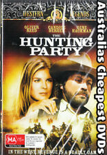 The Hunting Party DVD NEW, FREE POSTAGE WITHIN AUSTRALIA REGION ALL