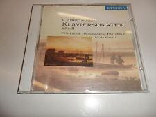 CD  Dieter Zechlin - Klaviersonaten Op. 13 / 27, 2 / 28