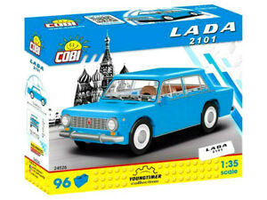 COBI  Auto / Cars Bausatz SET 24526 Car 1970 LADA 2101