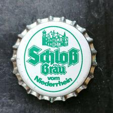 Schloß Bräu Bier Kronkorken beer bottle cap tappo birra chapa cerveza