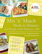Mix n Match Meals in Minutes for People with Diabetes: A No-Brainer Solution t
