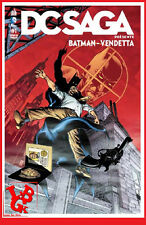 DC SAGA Presente 1 01 Avril 2014 Urban Comics Batman Action Detectiv # NEUF #