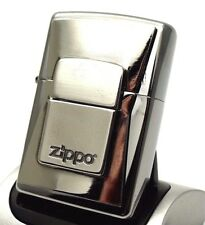 Zippo Lighter Limited Edition POLISHED SILVER FLAME Super rare ltd to only 500